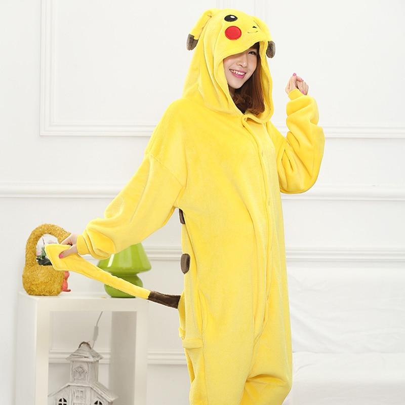 Pijama de pikachu kigurumi (Cosplay)