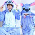 Pijama de Stitch kigurumi