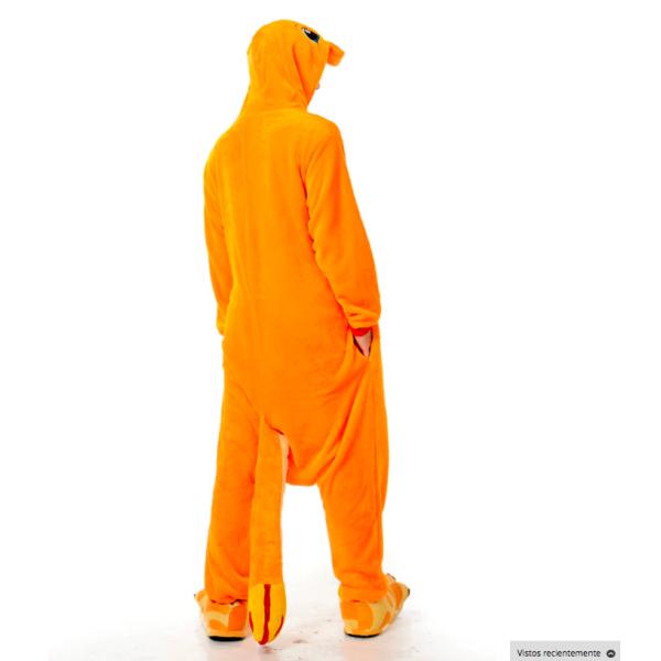 comprar pijama charmander hombre