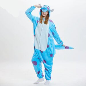 Pijama de Sullivan Monstruos S.A Kigurumi