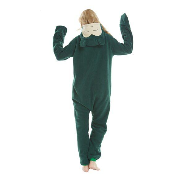 mejor pijama de snorlax