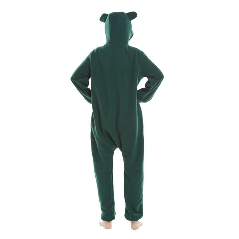 Pijama de Snorlax Kigurumi