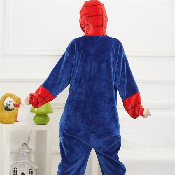 comprar pijama de spiderman barato