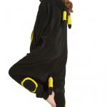 Pijama de Pokémon Umbreon kigurumi
