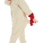 Pijama de Pokémon Plusle y Minun kigurumi