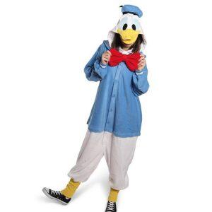 Pijama del Pato Donald kigurumi
