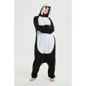 Pijama del Gato Silvestre Kigurumi
