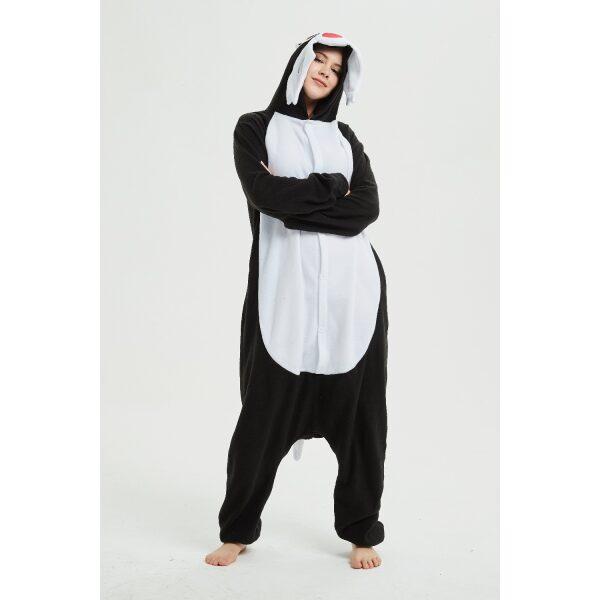 pijama del gato silvestre