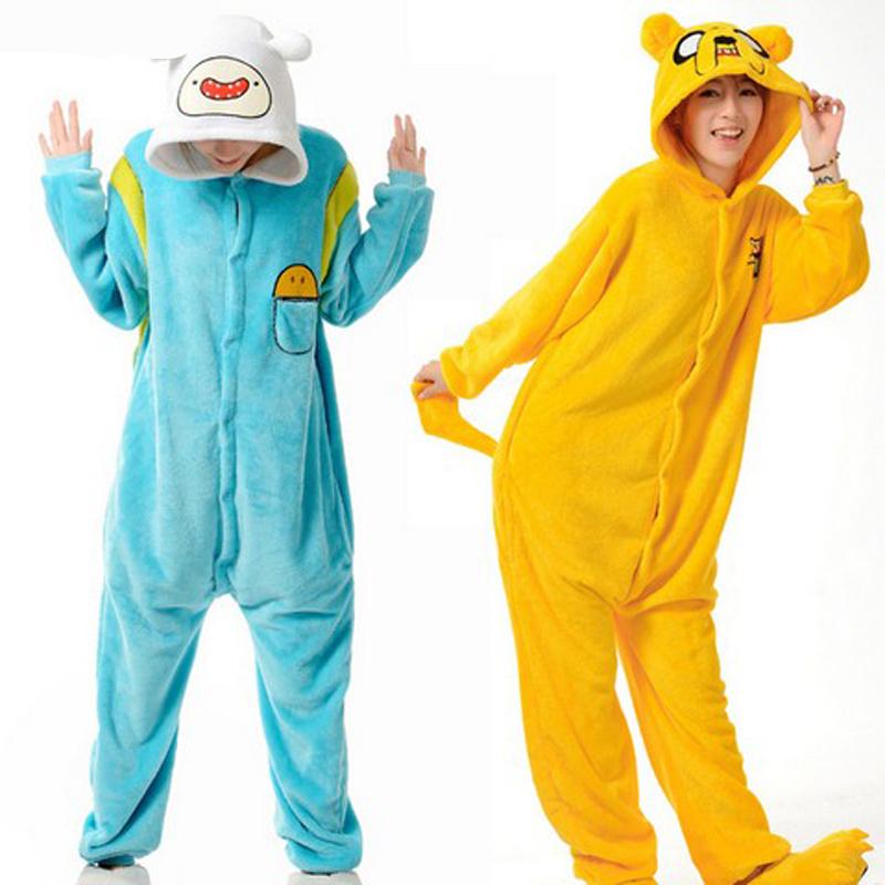 Pijama de Hora de Aventuras Kigurumi