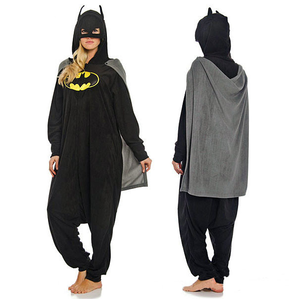 Pijama de Batman Kigurumi
