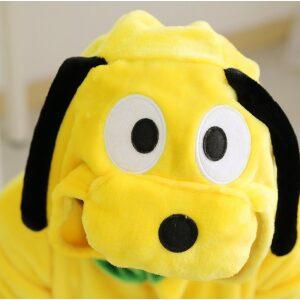 Pijama de Pluto Kigurumi para niño y adulto
