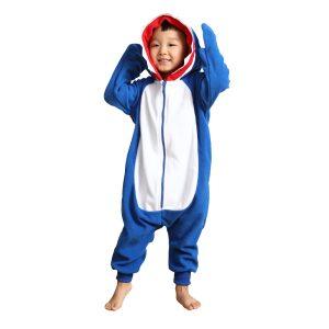 Pijama de Baby Shark Kigurumi