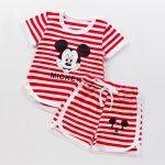 Pijama de Mickey Mouse para bebés