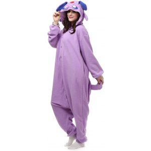 Pijama tipo Kigurumi de Espeon