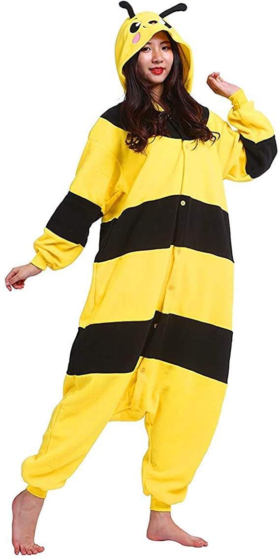 Kigurumi de abeja