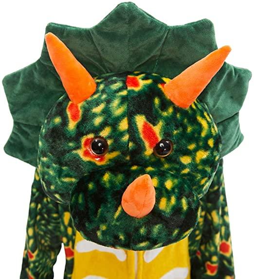 Kigurumi de Dinosuario para Niños y Adultos
